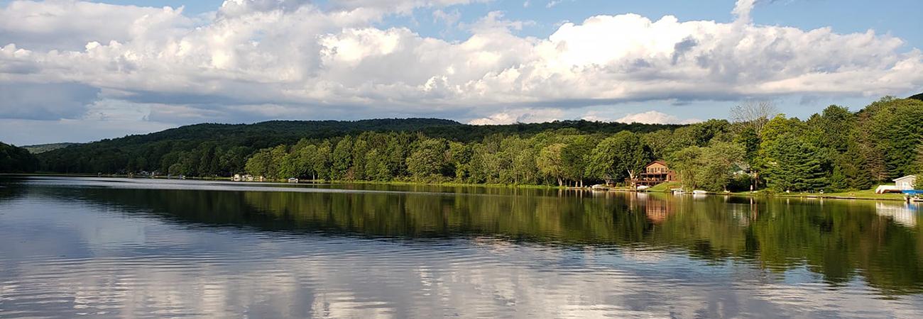page lake montrose pa